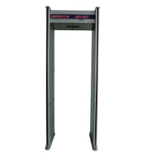 Walkthrough metal detector gate ing weker