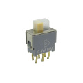 IP67 Waterproof Gold Terminal Miniature Slide Switches