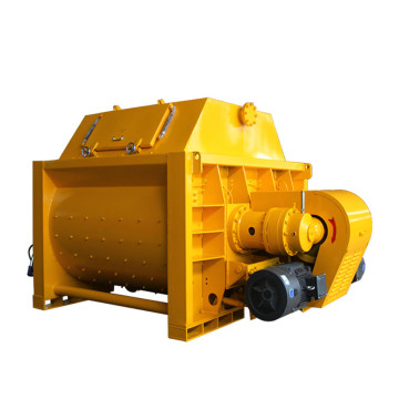 Self propelled paddle type concrete mixer in Pakistan