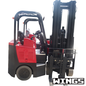 Electric Narrow Aisle Forklift02