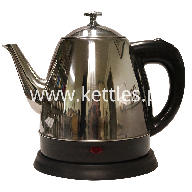 Stainless steel water kettle