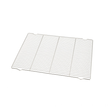 Grill Rectangle Stainless Steel Wire Welded Flat Durable
