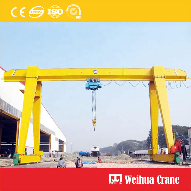 Single Girder Gantry Crane 7