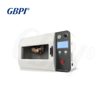 Mdical Face Mask Flame Resistance Tester Mask Flammability Tester for testing the anti-combustion performance