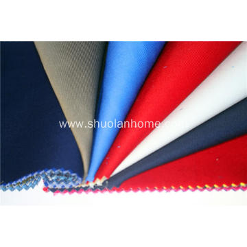 90 polyester 10 cotton dyed fabric
