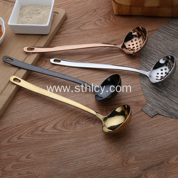 Kichen Cooking Tools 304 Stainless Steel Soup Ladle