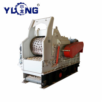 Yulong T-Rex65120A wood chipper machine price