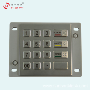 PCI V5 Approved Encrypted PIN pad