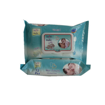 Babies Products Disposable Cleaning Wipes
