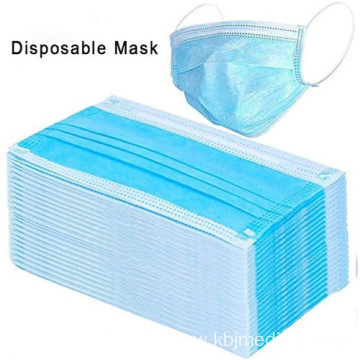 With CE Certification Face Mask Disposable
