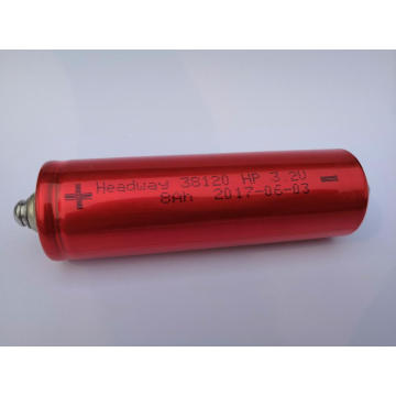 Rechargeable Cell HW38120HP-8Ah 3.2V For Telecommunication