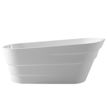 Luxury Slipper Freestanding Corner Tub