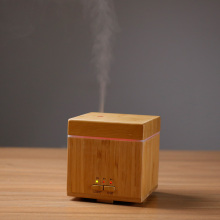 Humidifier Bamboo Electric Diffuser for Essential Oils