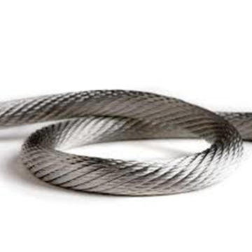 316 stainless steel wire rope 7x19 12.0mm