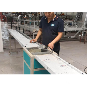 Aluminum spacer trip cutting machine