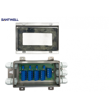 Stainless steel waterproof junction box of load cell