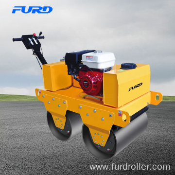 Best Selling Mini Manual Types Road Roller Used for Asphalt Compaction