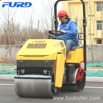 1000kg Good Quality Small Vibratory Ground Compactor