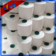 100% Polyester Sewing Thread TFO 44/2 Raw White