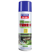 Car air conditioner cleaning agent