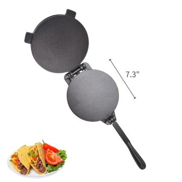 7.3 Inch Heavy Duty Cast Iron Tortilla Press