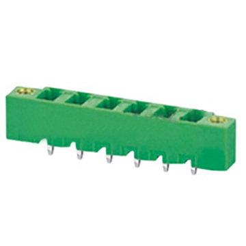 Plug-in Terminal Block  Vertical W/F Pitch:3.81/3.5