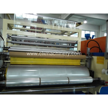 Three Layer Sstretch Film Manufacturing Machiney