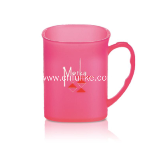 Colorful Reusable Plastic Cup Wholesale
