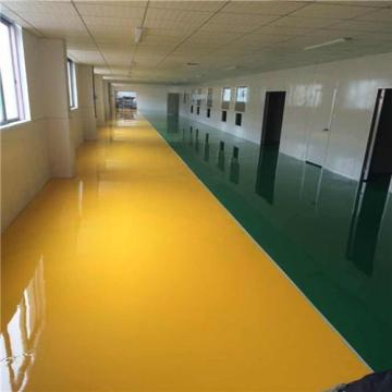 Custom Epoxy Floor Paints