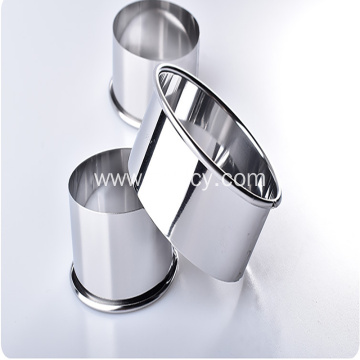 Kitchen Gadget Stainless Steel shaped dumplings