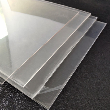 Rigid Polymer PVC Sheet For Garment Template
