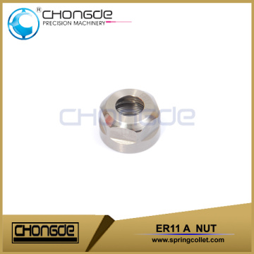 High precision high flexibility ER11 A Type nuts