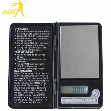 Digital Pocket 100g/300g/0.1g Jewelry Scale