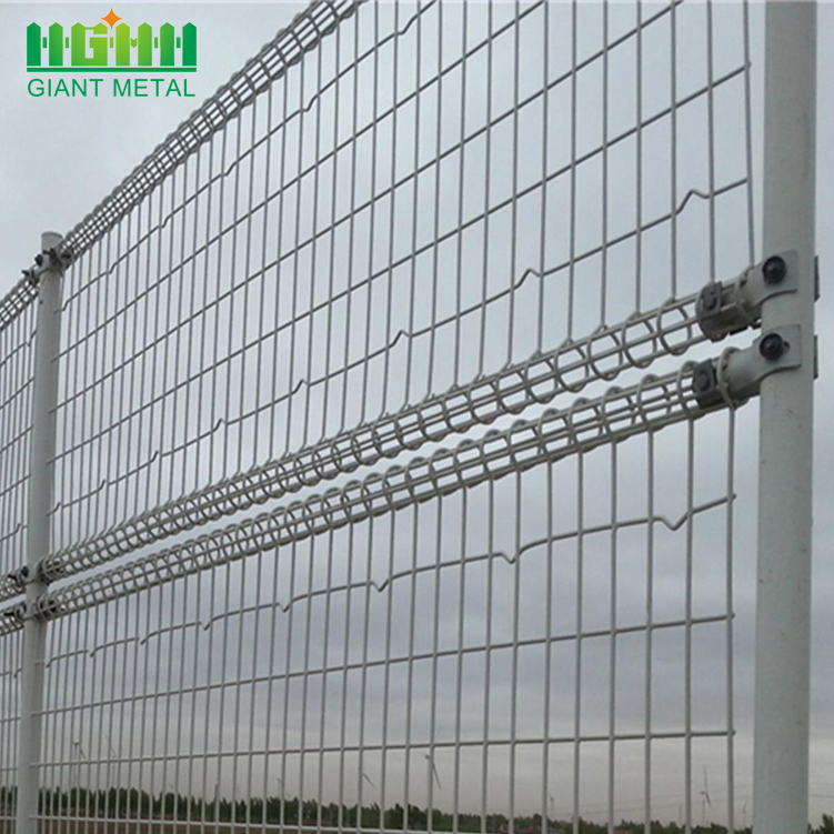 Easily Assembled Decorative Double Circle Fence