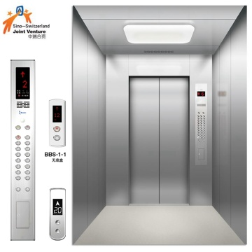 Standard Passenger Elevator with CWT At Side
