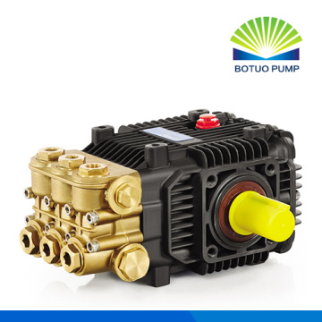 BM cold water triplex plunger pump
