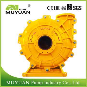 Cooper Molybdenum Mining Centrifugal Slurry Pumpining Equipment