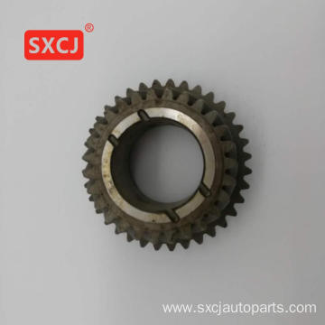 high speed flywheel gear