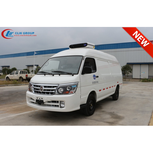Brand New JINBEI -0℃-15℃ Ice Cream Van
