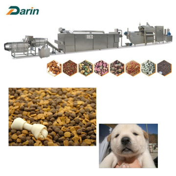 500-600kg/hr Stainless Steel Dog Food Processing Line