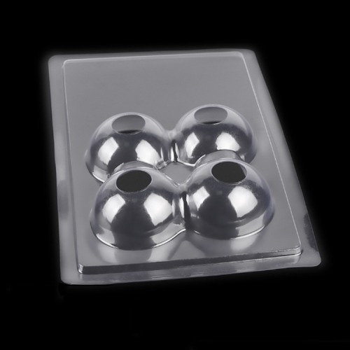 laundry ball blister tray packaging for balls