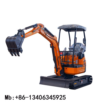 Rhinoceros 2 tonne excavator attachments mini excavator