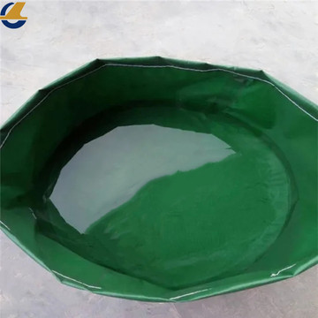 PVC tarpaulin water tank anti-leakage