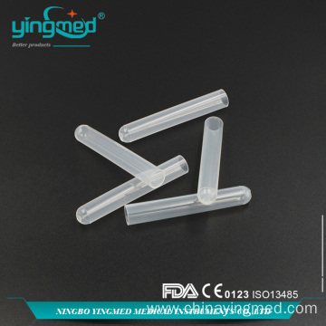 Plastic Cylindrical Bottom PP Test Tubes