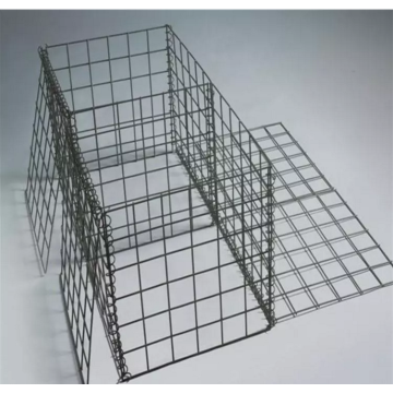 Heavy Galvanized Welded Gabion Wire Mesh