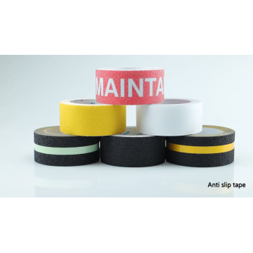 Anti Slip Tape Black Yellow Non Skid