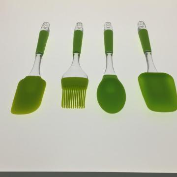 Silicone kitchen cooking utensils  sets