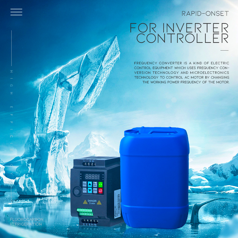 Fluoride Solution for Inverter Controller
