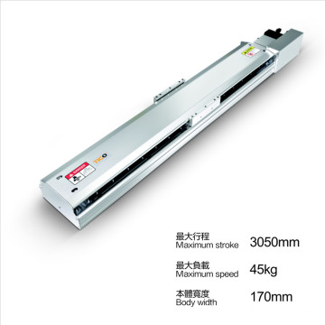 Custom Linear Guide Heavy Duty Linear Guide Slider