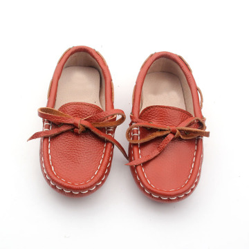 Skidproof Bowknot Red Christmas Baby Casual Shoes